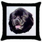 New Found Land ^ Throw Pillow Case (Black)