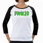 PWN3D Girly Raglan