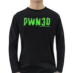 PWN3D Long Sleeve Dark T-Shirt