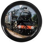 LOCOMOTIVE Boys Train Railway Driver Vintage Wall Clock
