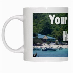 Make Your Own White Mug from SnappyGifts.co.uk Left