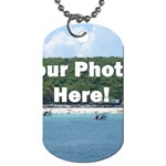 Make Your Own Dog Tag (Two Sides)