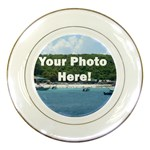 Make Your Own Porcelain Plate
