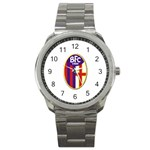 Bologna_FC Sport Metal Watch