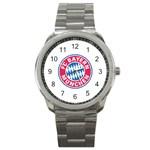 FC Bayern Munchen Sport Metal Watch