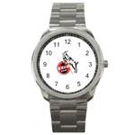 1. FC Koln Sport Metal Watch
