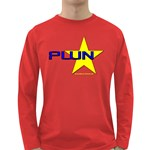 PWN Star Long Sleeve Dark T-Shirt