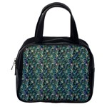 Paua Design Classic Handbag (One Side)