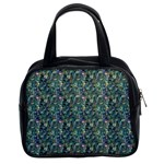 Paua Design Classic Handbag (Two Sides)
