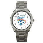 Adelaide United FC Sport Metal Watch