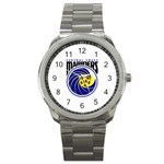 Central Coast Mariners FC Sport Metal Watch