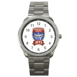 Newcastle United Jets FC Sport Metal Watch