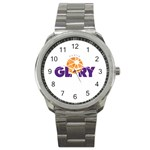 Perth Glory FC Sport Metal Watch