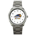 Queensland Roar FC Sport Metal Watch