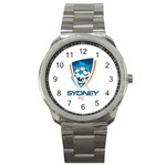 Sydney FC Sport Metal Watch