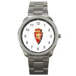 Real Zaragoza Sport Metal Watch
