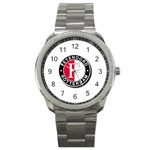 Feyenoord Rotterdam Sport Metal Watch