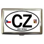 CZ - Czech Republic Cigarette Money Case