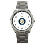 FC Internazionale Sport Metal Watch