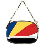 Seychellois Flag Cosmetic Bag (Two Sides)