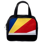 Seychellois Flag Classic Handbag (One Side)