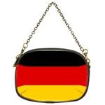 German Flag Cosmetic Bag (One Side)