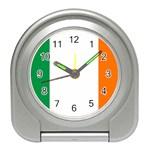 Irish Flag Travel Alarm Clock