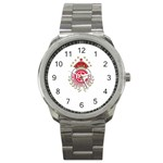 CD Toluca Sport Metal Watch