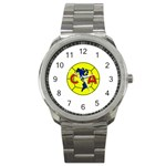 Club America Sport Metal Watch