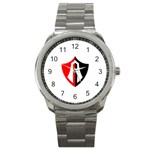 Club Atlas de Guadalajara Sport Metal Watch