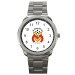 Club Monarcas Morelia Sport Metal Watch