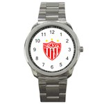 Club Necaxa Sport Metal Watch