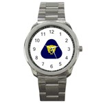 Club Pumas de la UNAM Sport Metal Watch