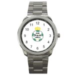 Club Santos Laguna Sport Metal Watch