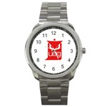 Club UA de Guadalajara Sport Metal Watch