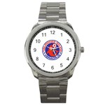 Club Veracruz Sport Metal Watch