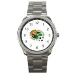 Jaguares de Chiapas FC Sport Metal Watch