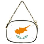 Cypriot Flag Cosmetic Bag (Two Sides)
