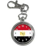 Egyptian Flag Key Chain Watch