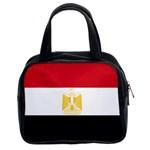 Egyptian Flag Classic Handbag (Two Sides)