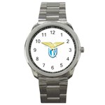 SS Lazio Sport Metal Watch