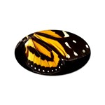 butterfly-pop-art-print-11 Sticker Oval (10 pack)