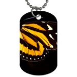 butterfly-pop-art-print-11 Dog Tag (Two Sides)