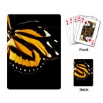 butterfly-pop-art-print-11 Playing Cards Single Design
