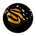 butterfly-pop-art-print-11 Round Ornament (Two Sides)