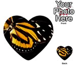 butterfly-pop-art-print-11 Multi-purpose Cards (Heart)