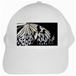 butterfly-pop-art-print-13 White Cap