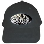 butterfly-pop-art-print-13 Black Cap