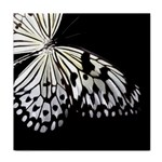 butterfly-pop-art-print-13 Tile Coaster