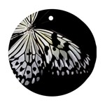 butterfly-pop-art-print-13 Ornament (Round)